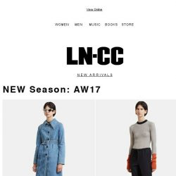 [LN-CC] AW17 just in: Gucci / Marni / J.W. Anderson / Kuboraum + SALE up to 50% off