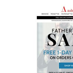 [Ashford] FREE Next Day Shipping — Best Gifts for Dad
