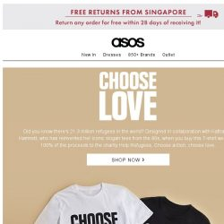 [ASOS] Wear is the love?