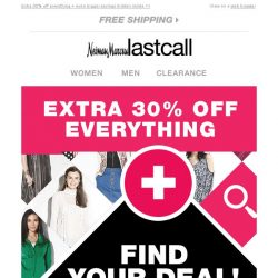 [Last Call] FIND YOUR DEAL! Limited-time steals