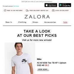 [Zalora] Let us speed up the search!