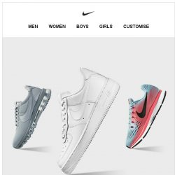 [Nike] Shop the Latest Nike Sneakers