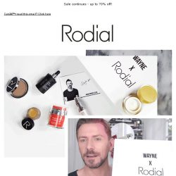 [RODIAL] WIN A Limited Edition Wayne X Rodial Beauty Box Worth Over £600