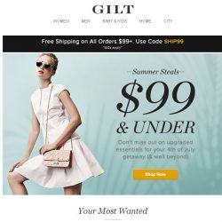[Gilt] La Perla: Up to 60% Off, Stella McCartney Accessories, Kate Quinn Organics for Baby & Kids and More Start Today at Noon ET