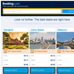 "[Booking.com] There are 6571 properties in Bangkok rated ""Wonderful"" by travelers!"