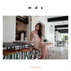 [MDS] Pre-orders Now Open! Featuring Mermaid Lace Dress in Dusty Pink