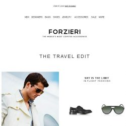 [Forzieri] Not all who wander are lost // Men's edition