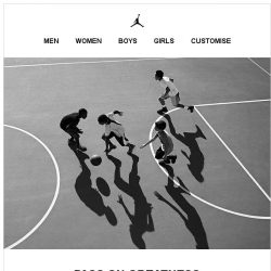 [Nike] Lace Your Young Athletes in the Hottest Jordan Retros