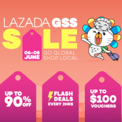 Lazada: GSS Ultimate Guide | Save Up to 90% Sitewide!