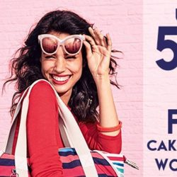 Kipling: GSS Sale with Up to 50% OFF Storewide + Get a FREE Exclusive Cake Monkey!