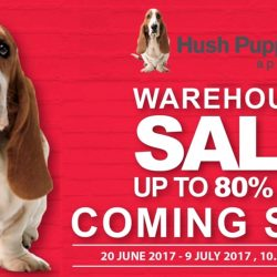 Hush Puppies Apparel: Warehouse Sale up to 80% OFF Apparel, Undergarments, Home & Bedding