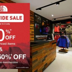 The North Face: Storewide Sale with 20% OFF Regular Items & Up to 50% OFF Past Season Merchandise