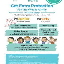 [Spring Maternity] Get Extra Protection for the Whole Family!