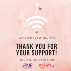 [AMP] RFS TELEPOLL CAMPAIGN 2017 READY FOR THE FUTURE____________________________Alhamdulillah, through your support and generous contributions, we've raised more
