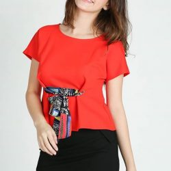 """[MOSS] Shop """" TONETTE TOP """" in ours Extra 10% off* on GSS Online Sale!"""