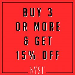 [bYSI Singapore] It's the last day bYSI's new website promotion!