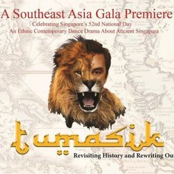 [SISTIC Singapore] Tickets for TUMASIK - Revisiting History and Rewriting Our Story goes on sale on 14th June.