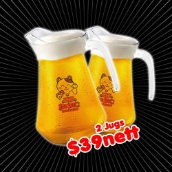[Manekineko Karaoke Singapore] SAVE WATER DRINK BEER!