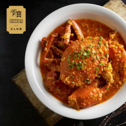 [Treasures - by Imperial Treasure] CRAB THE DEAL and earn 2X i-dollar when you dine at Imperial Treasure Seafood, Jem, B1-11.