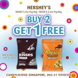[Candylicious] Hershey's bundled deals are still on this Great Singapore Sale!