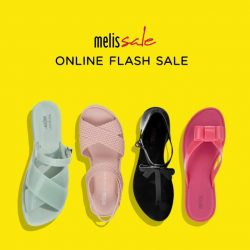 [Melissa] Melissale | Get up to $100 OFF* your favourite Melissa shoes exclusively on mdreams.