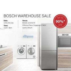[Best Denki] Are you ready for the Bosch warehouse Sale at Junction 8 starting tomorrow?