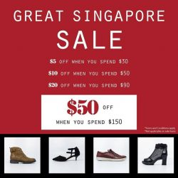 [Design & Comfort] D&C's Great Singapore Sale is finally here!