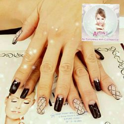 [AVONE BEAUTY SECRETS] Chanel Inspired Chic - Tastefully presented by Ling from our Eastpoint Nailworks Team (Tel.