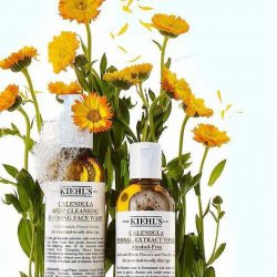 [Kiehl's Singapore] Start the week right with our cooling Calendula 🌼 | 📷: @kiehlskorea
