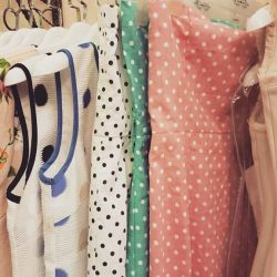 [Que Sera] Cute polka dot dresses are on sale now!