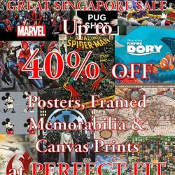 [Perfect Fit Jigsaw Puzzles] Great Singapore Sale Promotion at Perfect Fit!