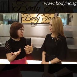 [Body Inc. Integrated Medicine] Ervina lost 5kg in 21days and became healthier.