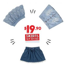 [Fox Fashion Singapore] Pamper your little girl this End Season Sale with these pretty pieces!