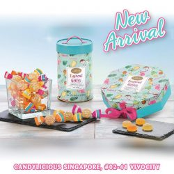 [Candylicious] Let's welcome the summer season with Caffarel New Tropical Jellies!
