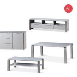 [HomesToLife] If you are looking for a furniture that is sleek, masculine and bold, the Mardin collection is it.