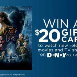 [colette by colette hayman] WIN 1 of 10 $20 Dendy Direct gift vouchers to celebrate the launch of Disney's Beauty and the Beast