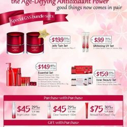 [BHG Singapore] Check out ASTALIFT's alluring promotion bundles this month!