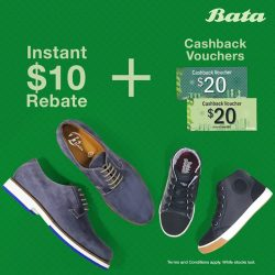 [Bata Shoe Singapore] Fathers Day is on 18 June!