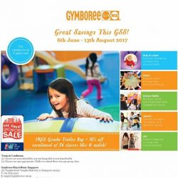 [GYMBOREE PLAY & MUSIC] Great Singapore Sale @ Gymboree from 6 June - 13 Aug.