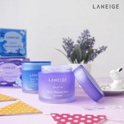[Laneige] Recharge and rejuvenate your skin with the LANEIGE Water Sleeping Mask series!