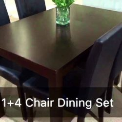 [Novena] Check out our Primo 5pc Dining set!