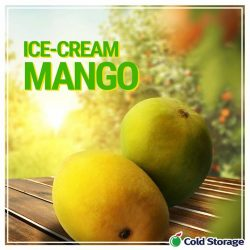 [Cold Storage] Beat the heat with the only mango in the world that taste like ice cream!