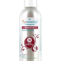 [Beauty By Nature] Puressentiel Slimming Bath Shower Essence with 18 Essential Oils 100ml contains a powerful association of 18 pure and natural essential