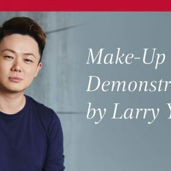[Clarins] Learn the tips and techniques to achieve a flawless make-up look that's perfect for you, as Larry reveals