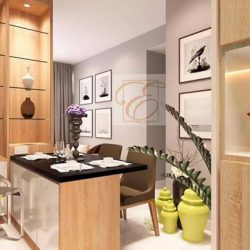 [Elegance Concept] Project Location: 182 Westwood ResidenceProject Theme: Natural Earthy ToneThe woody reddish brown design not only offer a feeling