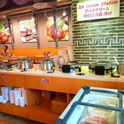 [Daessiksin 大食神] Ooooh now all Daessiksin Korean Bbq Buffet have free flow ice cream for kids big and small!