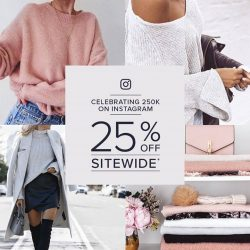 [Forever New] Don't Miss Out - 25% Off Sitewide* Ends Tonight.