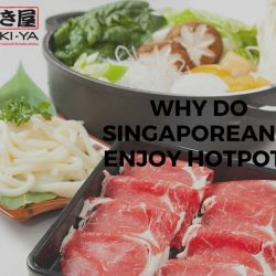 [SUKI-YA] Ever wonder why Singaporeans has a new found love for hot pot?