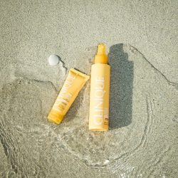 [Clinique] Skin safety goes way beyond the beach so DO wear sunscreen everyday, even if you work in an office and