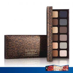 [UOB ATM] This GSS, stay flawless all day long with Laura Mercier's Double Impact Eye Colour Palette for only S$55 (